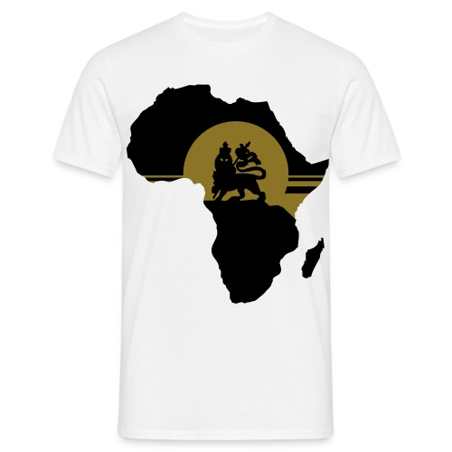 Lion of Judah T-Shirt - Men's T-Shirt