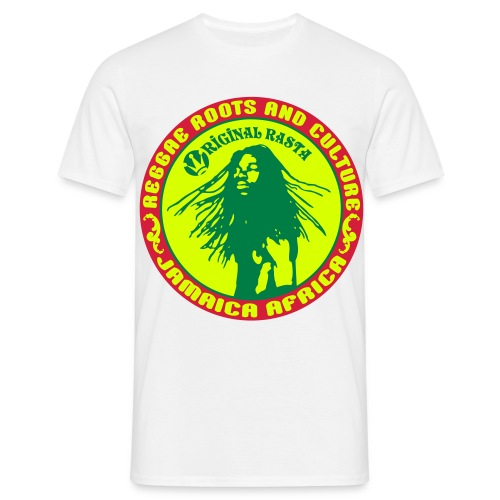 Reggae T-Shirt - Men's T-Shirt