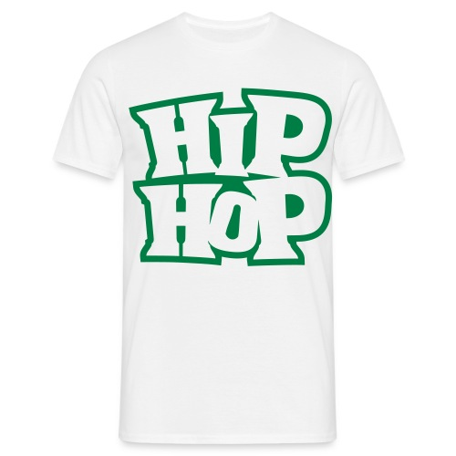 Hip-Hop T-Shirt Green - Men's T-Shirt