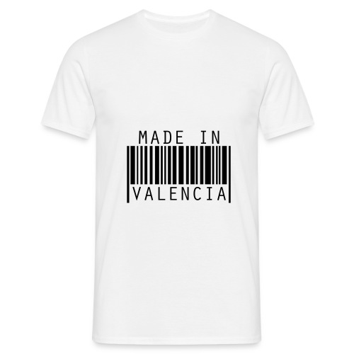 Made in Valencia - Camiseta hombre