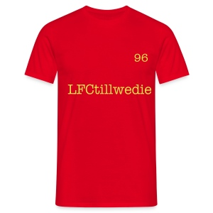 LFCtillwedie 96 - Men's T-Shirt