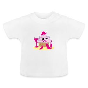 Tussi Cupcake - Baby T-Shirt