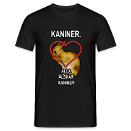 T-Shirts ~ Men's T-Shirt ~ Kaniner T-shirt (Men)