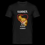 T-Shirts ~ Men's T-Shirt ~ Kaniner T-shirt (Men)