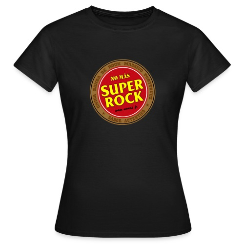 ROCK - T-shirt Femme