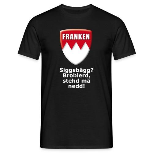 Sixpack - Männer T-Shirt