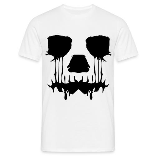 SKULL BIO - Men's T-Shirt