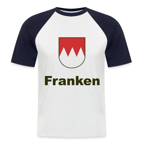 Franken - Shirt - Männer Baseball-T-Shirt