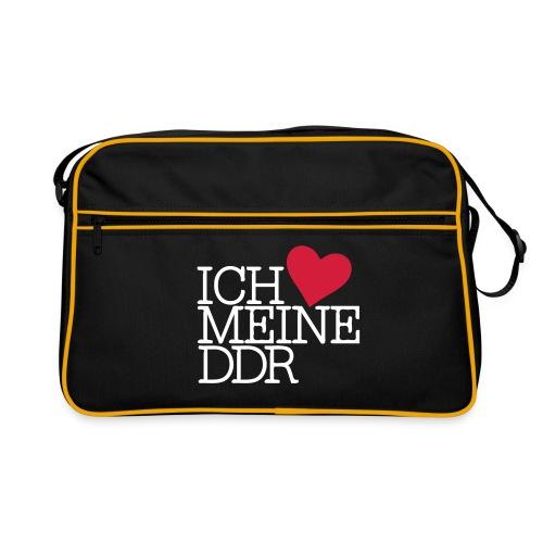 Ich liebe meine DDR - Retro Tasche