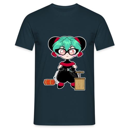 Manche hätten es schon verdient gesprängt zu werden ;) - Männer T-Shirt