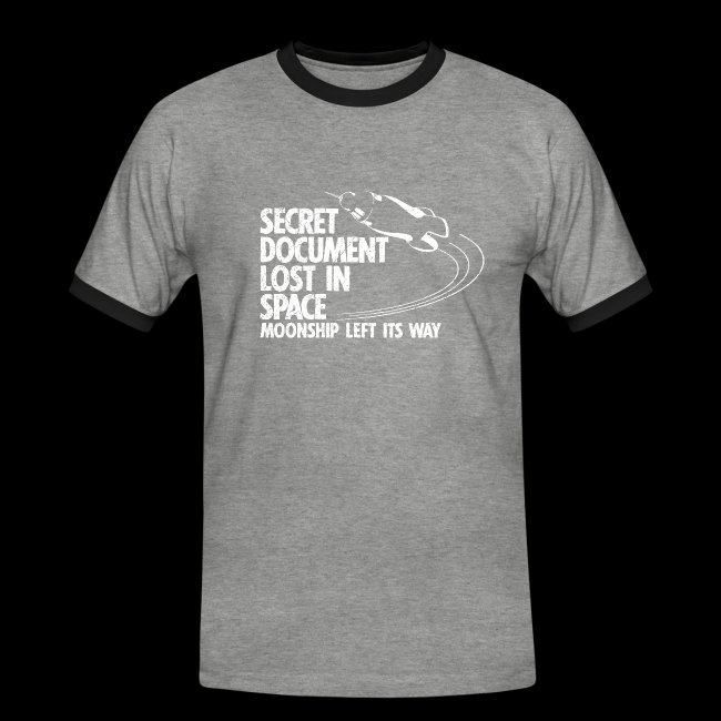 Lost Document (weiss oldstyle)