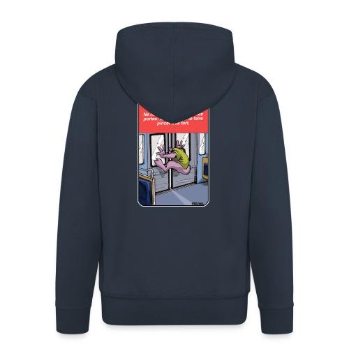 Defectuous Product.001 - Veste à capuche Premium Homme