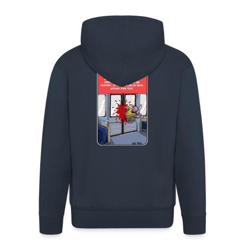 Defectuous Product.003 - Veste à capuche Premium Homme