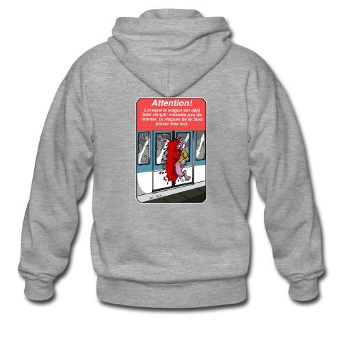 Defectuous Product.004 - Veste à capuche Premium Homme