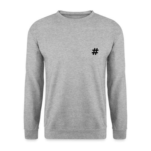 HashTag. - Men's Sweatshirt