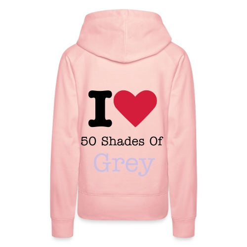 50 shades Of Grey - Women's Premium Hoodie