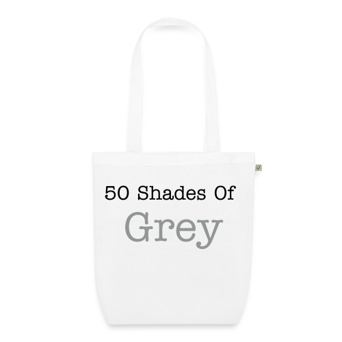 50 shades Of Grey - EarthPositive Tote Bag