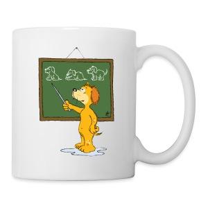 Tasse - Kaffeepott für die Hundeschule :)