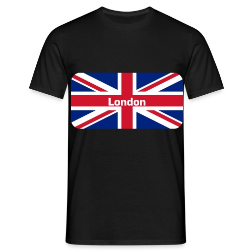 London UK - Men's T-Shirt