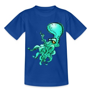 Octopus - Kids' T-Shirt