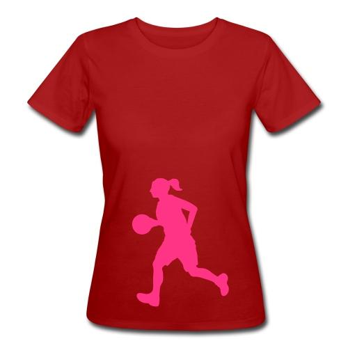 Tshirt Bio Basketball - T-shirt bio Femme