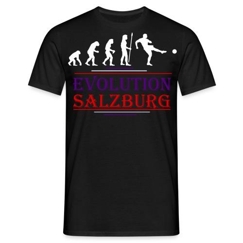 EvolutionSBG Logo Herren T-Shirt - Männer T-Shirt