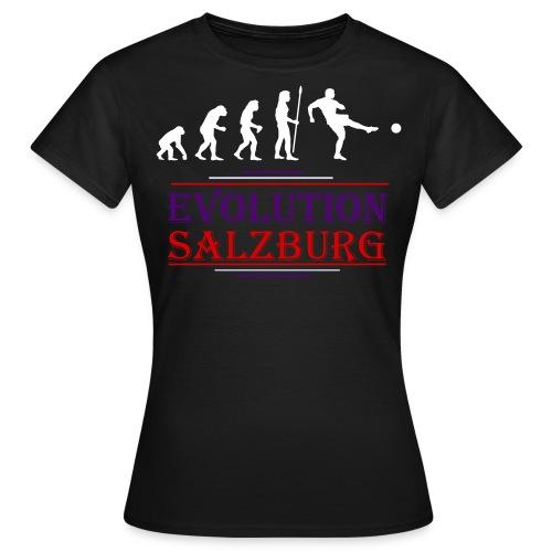 EvolutionSBG Logo Damen T-Shirt - Frauen T-Shirt