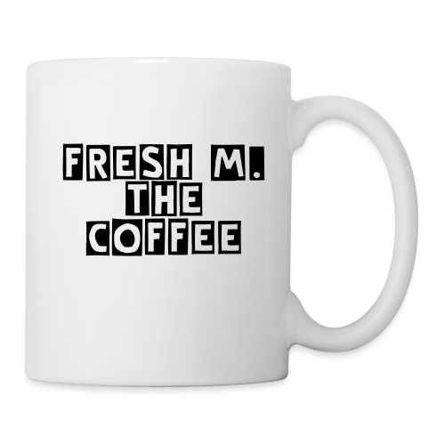 Fresh M. The Coffe - Tasse