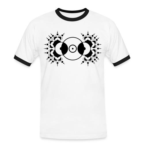 Cerchi Nel Grano - Crop Circle - Maglietta Contrast da uomo