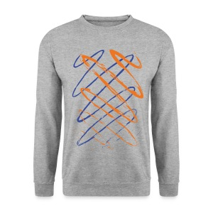 Scribble - Men's Sweatshirt