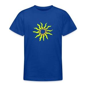 Sonnen Shirt - Teenager T-Shirt