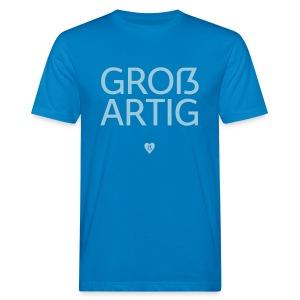 Pro Versal-ß - Männer Bio-T-Shirt