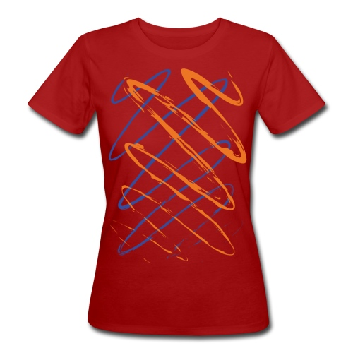 Scribble - Women's Organic T-Shirt