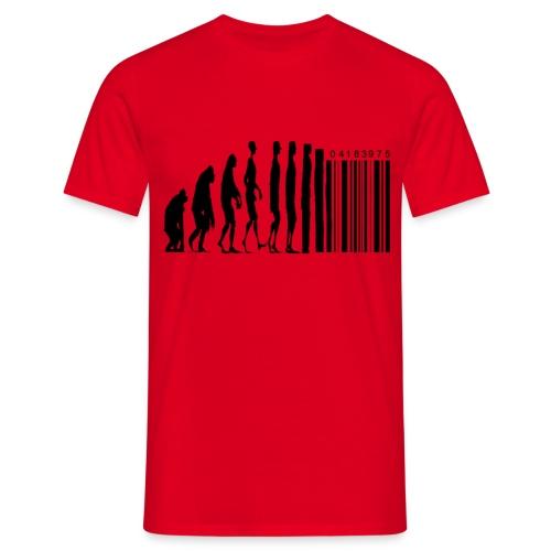 Evoluzione - Maglietta da uomo