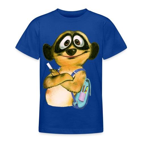Schul-Schlingel - Teenager T-Shirt