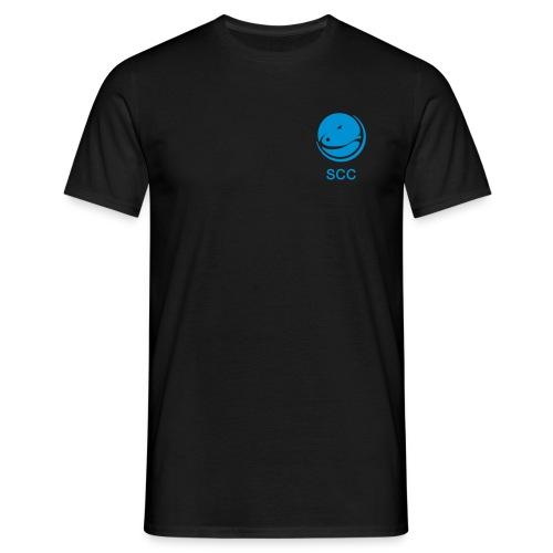 SC CHEMNITZ | einfaches Männer Shirt von B&C - Männer T-Shirt