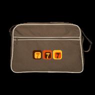 Taschen & Rucksäcke ~ Retro Tasche ~ Shroom Lounge - Retro Tasche