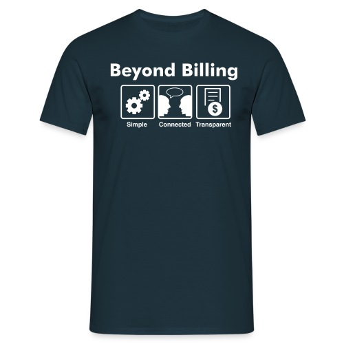 Beyond Billing 2 - Men's T-Shirt