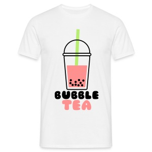 bubble tea shirt - Männer T-Shirt