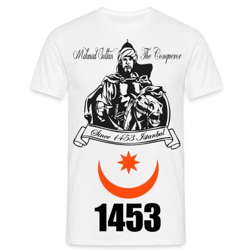 Sultan Mehmet - T-Shirt - Männer T-Shirt