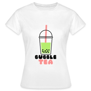 bubble tea shirt - Frauen T-Shirt