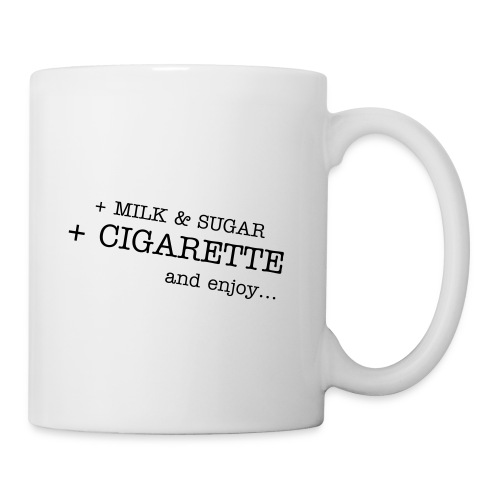 Coffee & Cigarettes - Mug