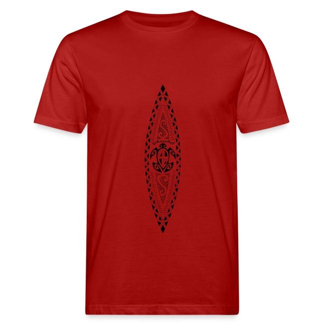 T-shirt kayak maori Homme