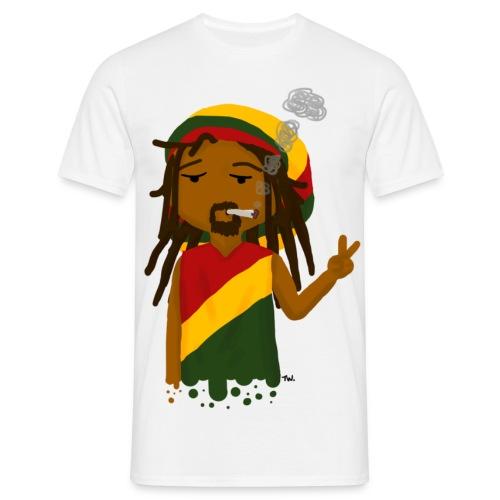 rasta - Mannen T-shirt
