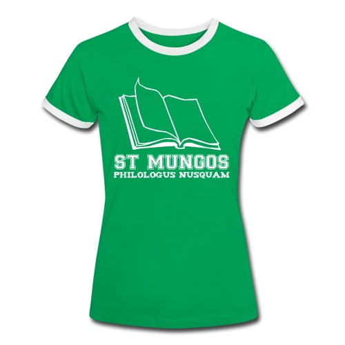 St Mungos - Women's Ringer T-Shirt