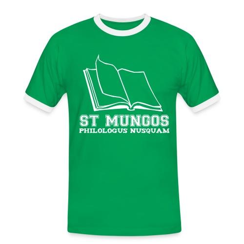 St Mungos - Men's Ringer Shirt