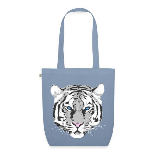 White Tiger - EarthPositive Tote Bag