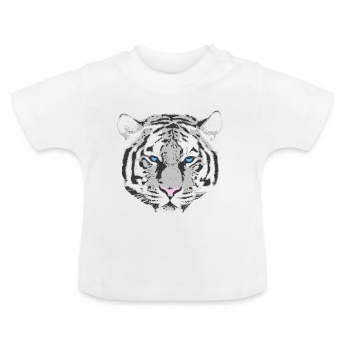 White Tiger - Baby T-Shirt