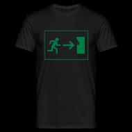T-Shirts ~ Männer T-Shirt ~ RetroGames T-Shirt classic black