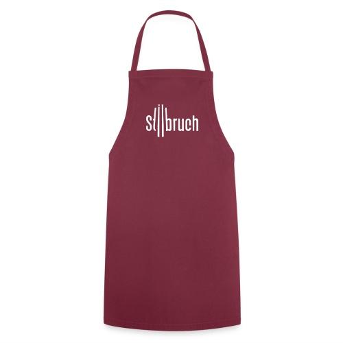 Stilbruch-Fanschürze - Kochschürze